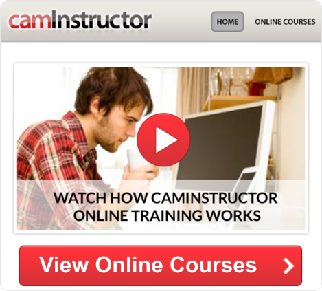 CamInstructor Screenshot